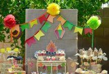 Decoração e etc,  Festa Junina