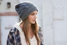 Hats / Winter, spring, summer, or fall, you can't miss out on a cool knit beanie.
