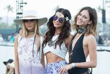 Festival Ready / Ponchos, barefoot sandals, and boho accessories for every festival this summer!