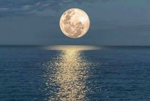 Blue Moon    Sunset  ❤