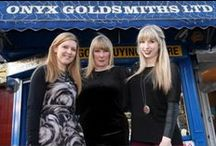 Onyx Goldsmiths / Shots of our shop in Beeston, Nottingham.
