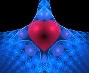 Apophysis-my fractals, moje fraktály / v programu Apophysis...