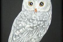 Všechny mé sovy (All my owls...) / my works