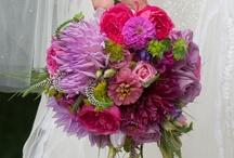 Bride's & Bridesmaid's Bouquets