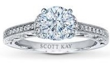 Scott Kay / Celebrating twenty-five years of fine art, Scott Kay is the world's best-sold bridal brand and the world's dominating designer force in men's fine jewelry.