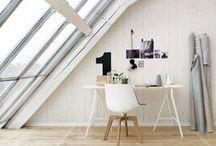 Studio / Inspiration for design studio