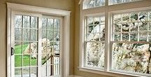 Windows & Doors / The right window or door can completely transform the look of your home from the inside - out. We've got the perfect option for you at MEek's Lumber & Hardware!