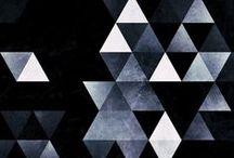 Geometric prints