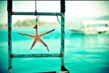 En la playa y el mar, Coastal / Todo lo relacionada con el tema nautico. / by Lorena Torres
