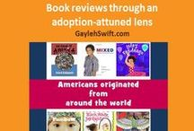 Books / Books that support adoptive and foster families