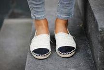 Shoes aren't boring