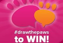 Draw the Paws