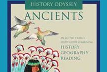 History Odyssey Ancients / Ideas and Activities to go with History Odyssey Ancients