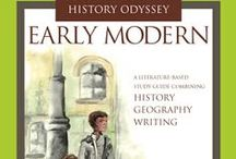 History Odyssey Early Modern / Ideas and Activities for History Odyssey Early Modern