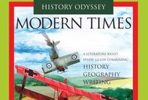 History Odyssey Modern Times / Ideas and Activities for History Odyssey Modern Times