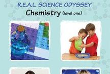 R.E.A.L. Science Odyssey Chemistry / Ideas and Activities for R.E.A.L. Science Odyssey Chemistry