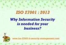ISO 27001 controls / The details of establishing risk management system based on iso 27001:2013 and various ISO 27001 risk controls are explaioned based on BS 7799 guidelines.