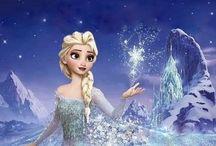 Frozen / by Gillian Marquardt