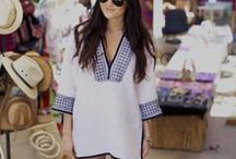 Beach Style / Look and feel your best on your chic Breathless vacation with these beachy style tips!