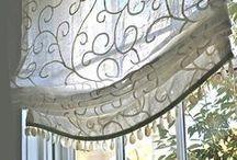 Curtinas / Внешний вид комнаты складывается из ряда мелочей. Именно шторы задают стиль всего помещения.