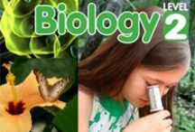 R.E.A.L. Science Odyssey Biology 2 / Comprehensive Biology course for Middle School. Covers  cellular biology, genetics, plant and animal anatomy & physiology, evolution, ecology, and classification. Includes microscope labs and numerous hands-on lab activities. Created specifically for small classroom and homeschool use.