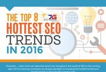 SEO Tips and Infographics / Our best collection of the most useful and practical advices either blog posts or infographics for those that are doing search engine optimization.