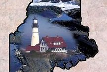 My Favorite Places In Maine.... / (: (: / by DeeLynn