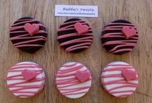 Valentines Day Bakings / Heartly bakings