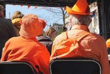 Verita's Visit to King's Day 2015 Scheveningen, The Hague / Impressions of my #visit #TheHague & #trip to #Scheveningen to celebrate King's Day 'New Style'on 27th of April - instead of Queen's Day which for decades was celebrated on the 30th of April.