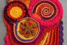 Freeform Crochet ... / freeform crochet