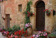 Dveře,vrata,vchody ...