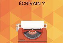 Être écrivain / http://www.cloudbusting.fr Ma vie d'écrivain sur le blog !