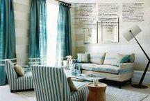 Living Room / by Anna E