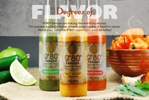 9˚80˚ Sauce Flavors / Our amazing and unique flavors