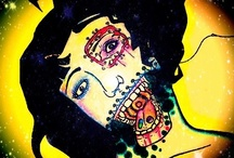 My Art / Paintings, sketches, digital works, sculpture, and whatever else I've made.