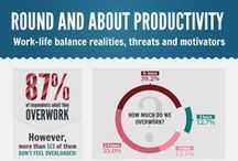 Work by the Numbers / Interesting stats about the world of work brought to you by TakeFlightLearning.com