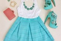 mix and match / outfit of your day