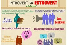 Introverts and Extroverts / Learn about introverts and extroverts from Take Flight Learning, the folks who brought you Taking Flight!.