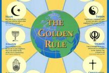 The Golden Rule (and other rules to live by) / Discover the Home Rule from the fable, Taking Flight!