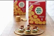 Τα Αλμυρά / Δημιουργήστε το πιο νόστιμο κι ελαφρύ κολατσιό για κάθε στιγμή της ημέρας, με τα αγαπημένα προϊόντα Παπαδοπούλου!