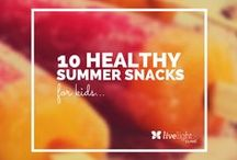 Kids-recipes and more / Healthy recipes, articles, and health information about kids.
