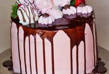 Cakes, Desserts & more! / Cakes, cupcakes, frosting and cheesecakes!