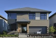 The Kenson - 2908 Sq. Ft. / Interior and exterior photos of this fully furnished model home in the community of Bridlewood.