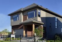 The Aston - 2,782 Sq. Ft. / Interior and exterior photos of this fully furnished model home in the Bridlewood community.