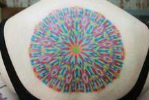 Tattoo work by Mary Cherry (female tattoo) / Female tattoo