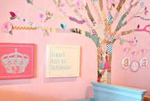 Design for Kid's Rooms / Inspiring and beautiful design and decorating ideas for children's bedrooms.