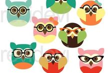 FREE Clip Art: People & Animals / This is awesome free clip art of people and animals for including in projects. Great for teachers producing classroom resources.