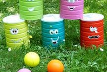 Fun and Games! / Ideas for fun activities and games to do with children.
