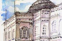 Drawing: Buildings