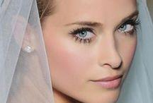 Hochzeits-Make-up / Das perfekte Make-Up zur Hochzeit. Inspirationen, Anregungen und tolle Tutorials zum Nachschminken!